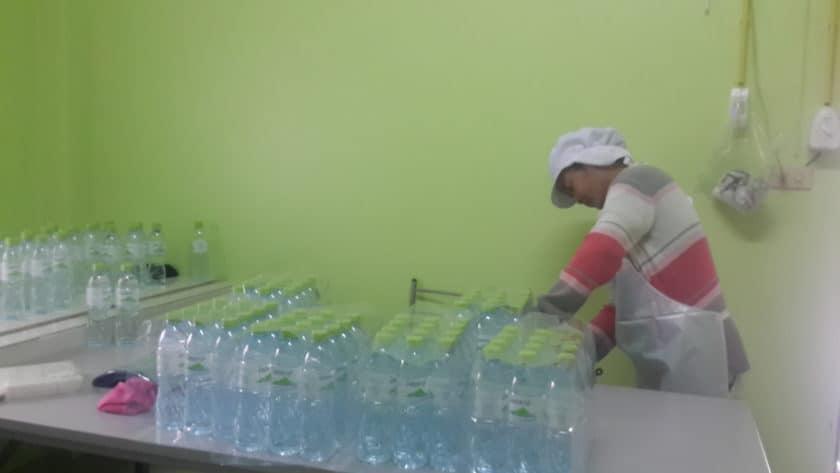 โรงงานผลิตน้ำดื่มลงทุนเท่าไหร่