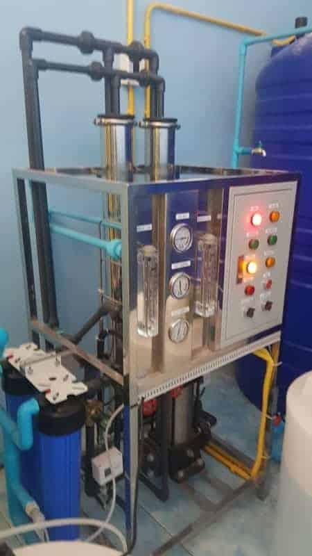 รับติดตั้งโรงงานผลิตน้ำดื่มสกลนคร