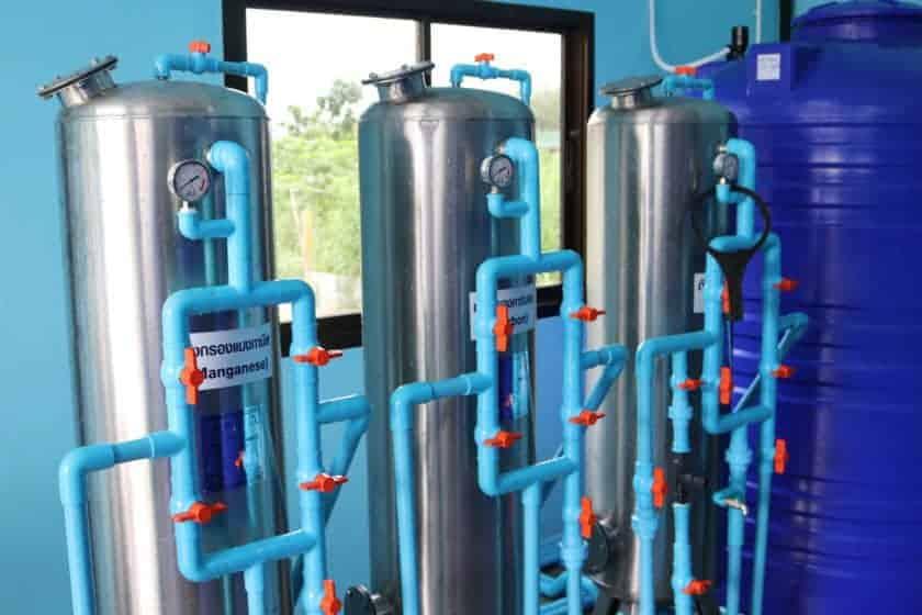 รับติดตั้งโรงงานน้ำดื่มระยอง