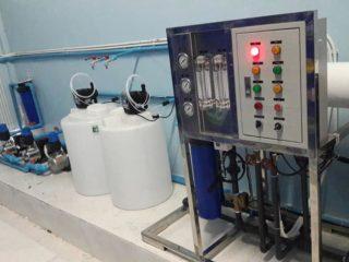บริษัทติดตั้งเครื่องทำน้ำดื่ม